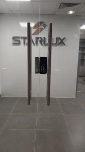 Unicor cửa kính Starlux