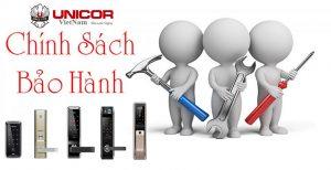 Chinh sach bao hanh Unicor