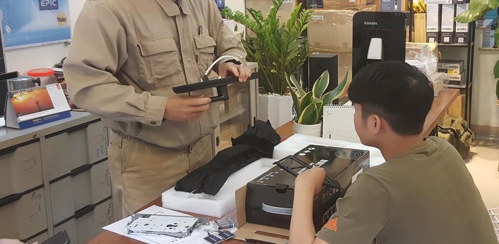 Sửa chữa khóa cửa điện tử tại Đà Nẵng